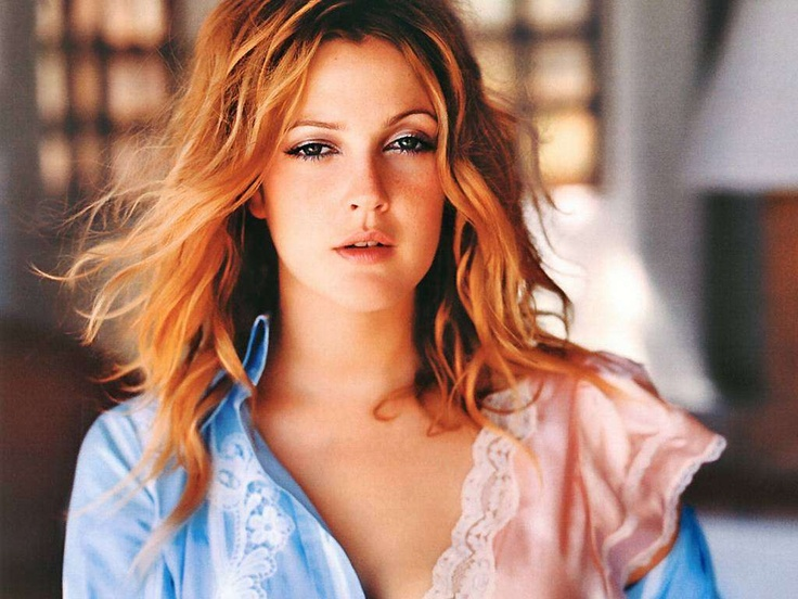 """""""Everyone is like a butterfly, they start out ugly and awkward and then morph into beautiful graceful butterflies that everyone loves."""" -Drew Barrymore: Drewbarrymore, Beautiful, Hairstyle, Beauty, Drew Barrymore, Photo, Hair Color, People"""