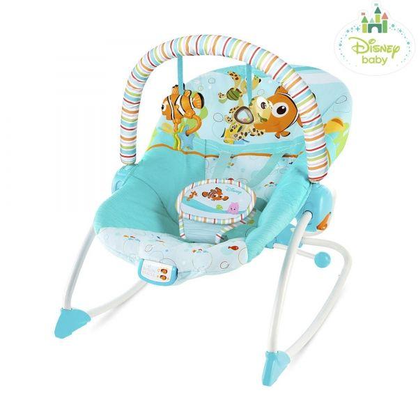 Nemo rocker para bebé Bright Starts