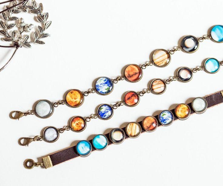 solar system bracelet - photo #34