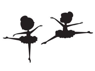 Silhouette Ballerina Clip Art | Meylah:
