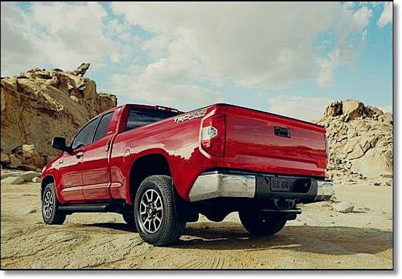 2018 Toyota Tundra Diesel Towing Capacity