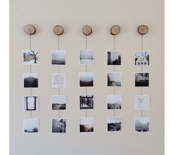 6 ideas sencillas para decorar con fotos