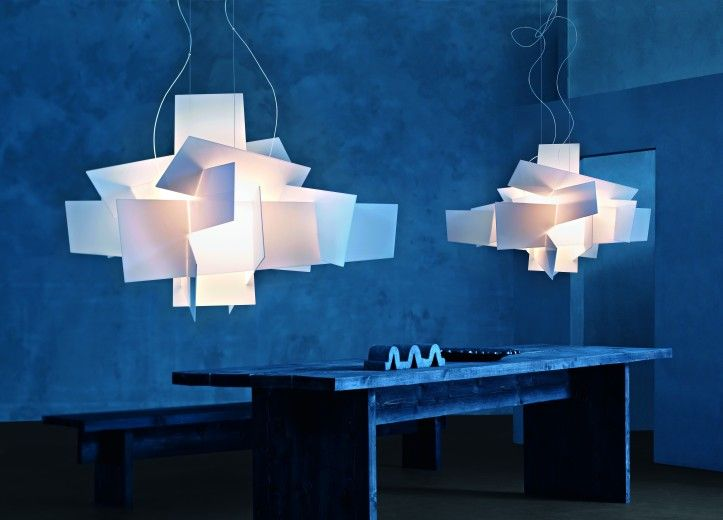 Big Bang suspension - Foscarini - Lustres Design - Luminaires d'intérieur