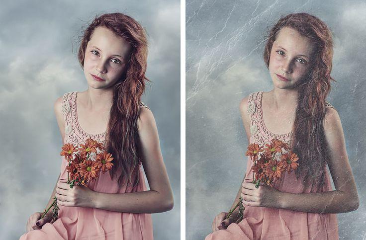 Black Screen Textures Textures Photoshop by ASegetDigitalArt