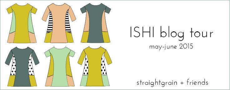 Ishi Dress with Tamara Kate Fabrics