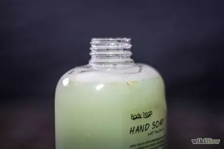 Imagem intitulada Make Liquid Soap from Soap Leftovers Step 6