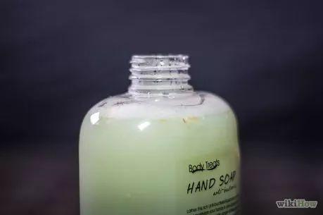 Sabonete líquido - Imagem intitulada Make Liquid Soap from Soap Leftovers Step 6
