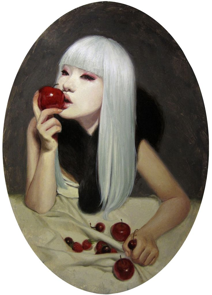 O fruto proibido na arte de Soey Milk