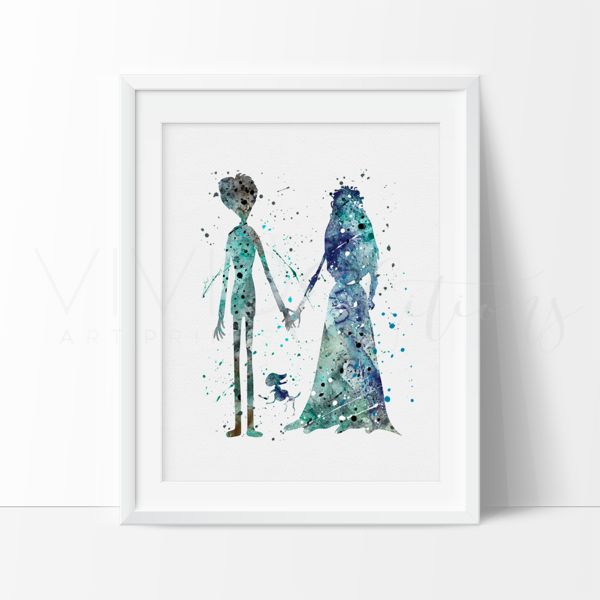 the corpse bride analysis Emily the corpse bride, is a living corpse who was a talented and wealthy lady  in her lifetime, as well as the self-proclaimed bride of the young victor van dort.