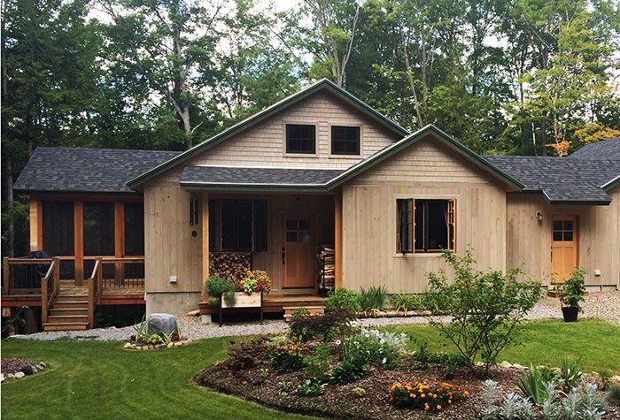 38 Best Bensonwood Homes Images On Pinterest