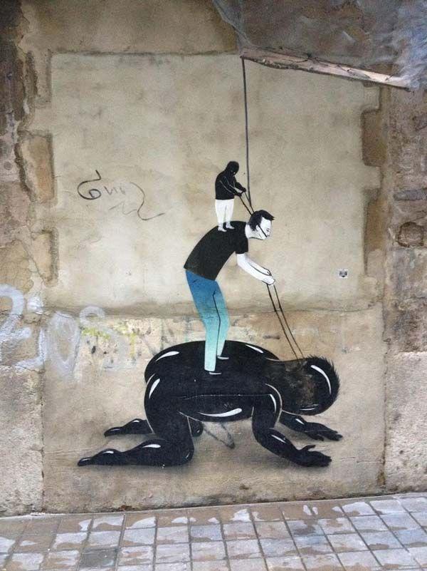 Βαλένθια, Ισπανία Escif   μεγάλη τέχνη του δρόμου, καλύτερα αστοί καλλιτέχνες, καλλιτέχνης του δρόμου, καλλιτέχνες γκράφιτι