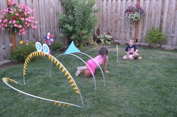 hula hoop birthday party games