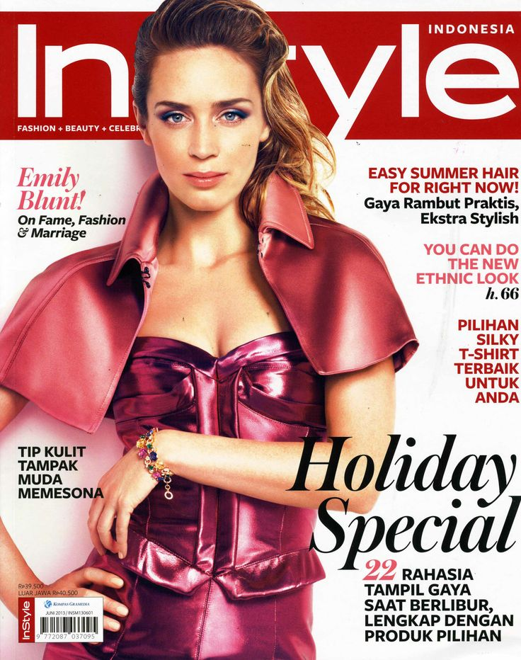 Instyle Indonesia - June 2013