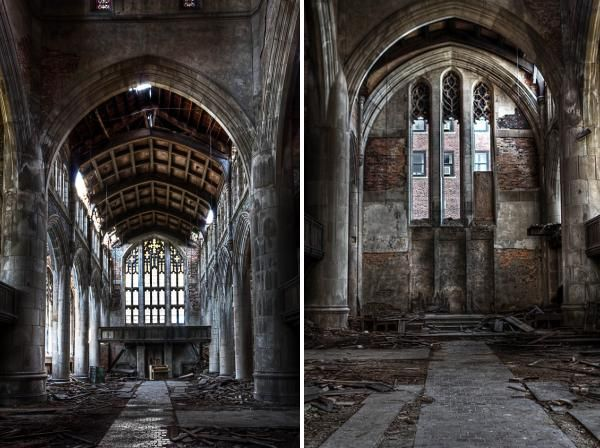 I'd still have a wedding in here