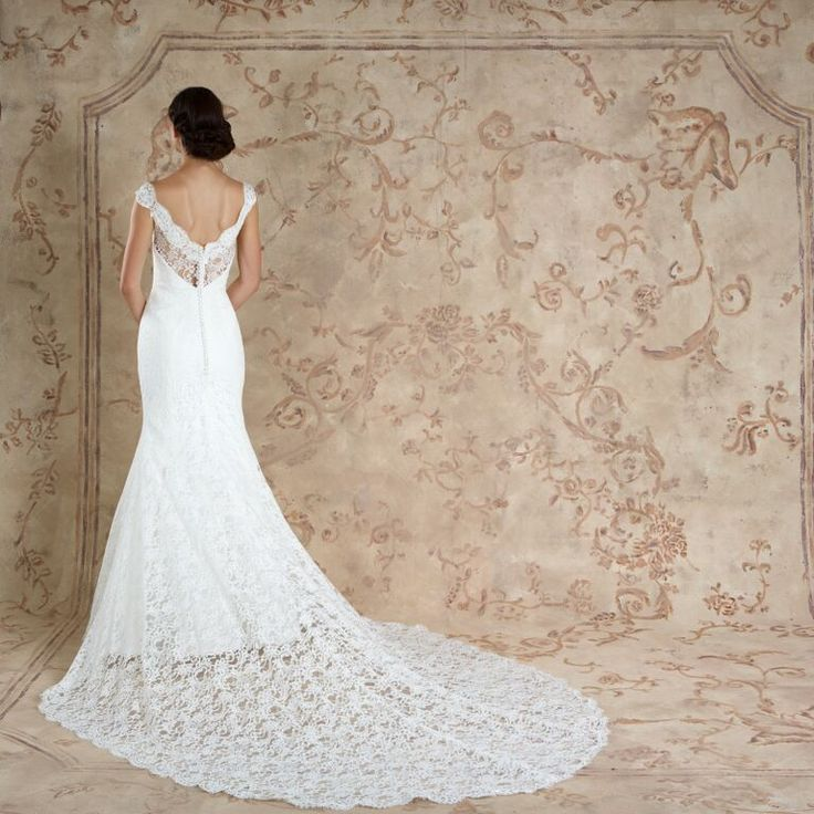 Jannan : Sareh Nouri fall 2016 wedding dresses | itakeyou.co.uk: