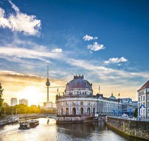 Berlin mit Kindern Museumsinsel