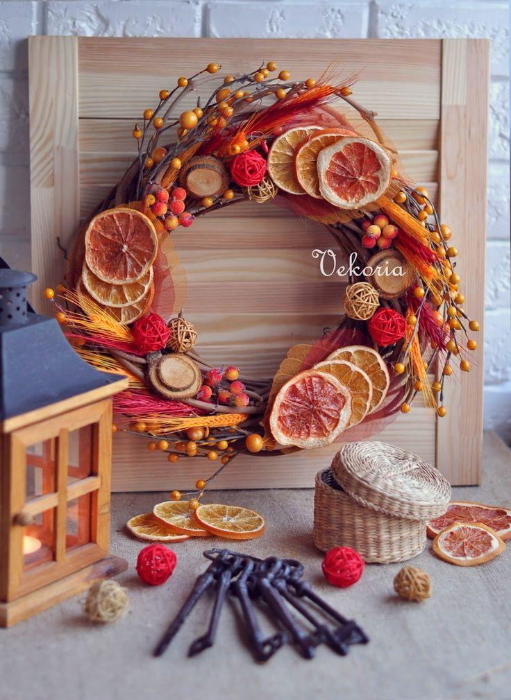 венок / wreath