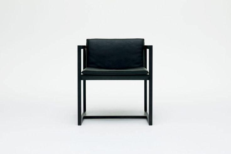 Ren Armchair by Karimoku Design Team. Available from Stylecraft.com.au