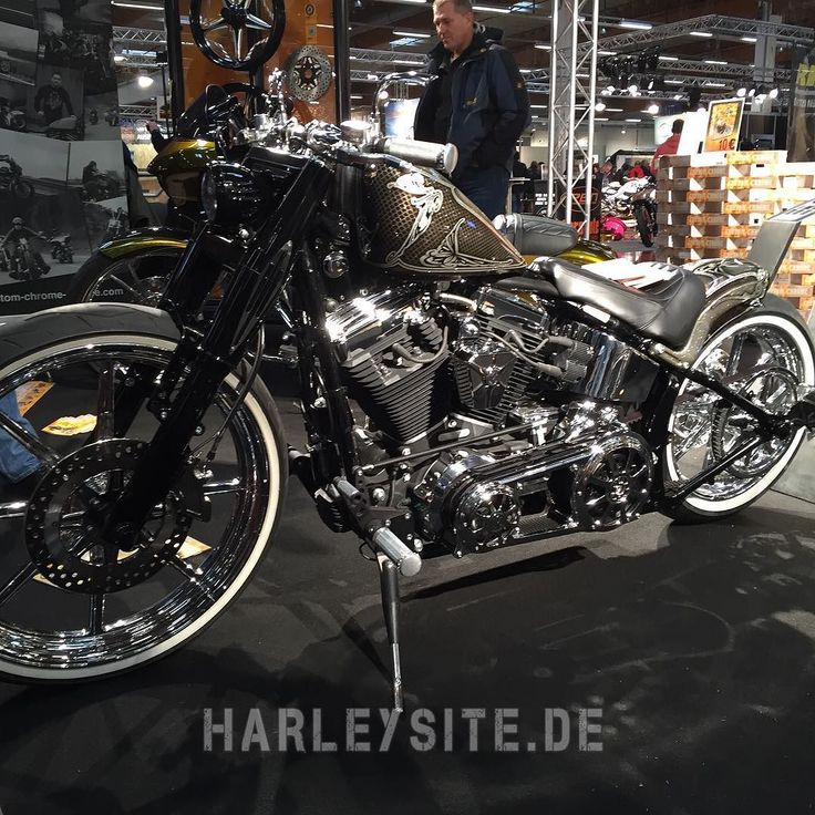 Custombike Show Bad Salzuflen Germany #custombike #custombikeshow #harley ##HD #harleydavidson #badsalzuflen #cbs #sportster