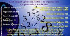 Ángeles Amor: NUEVOS CODIGOS SAGRADOS 20 ABRIL 2016 POR AGESTA