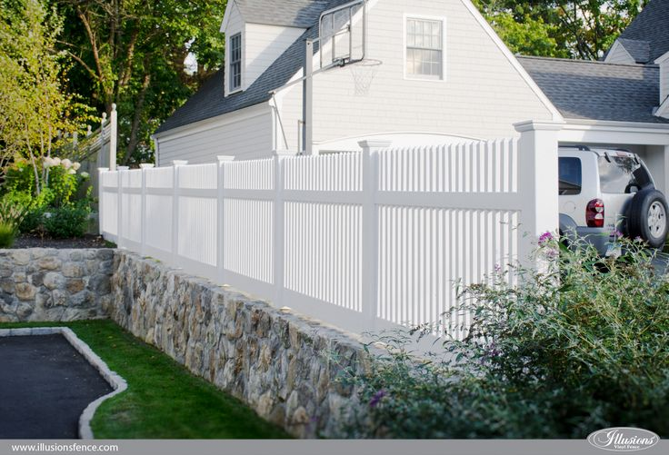 17 Best Images About Classic Illusions Vinyl Fence On