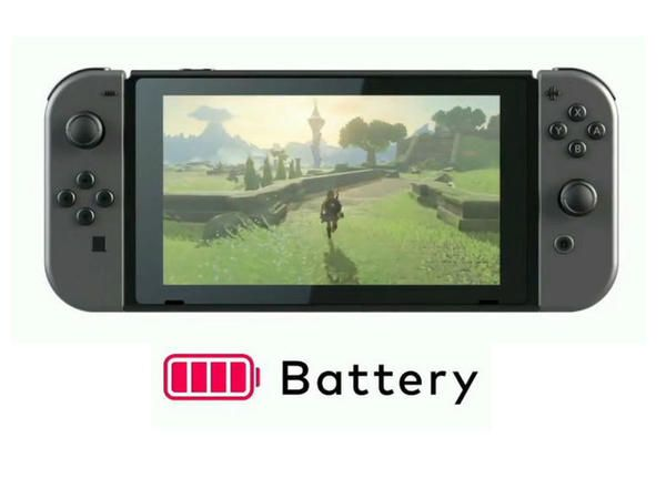 Switch firmware update 3.0.1 now available (battery indicator fix)   Improvements Included in Version 3.0.1 General system stability improvements to enhance the user's experience including:  - Addressed an issue in which the remaining battery charge can't be displayed accurately - If the system's battery power display suddenly increases or decreases it will gradually improve by following these steps.  Thanks to T27Duck for the heads up!  from GoNintendo Video Games