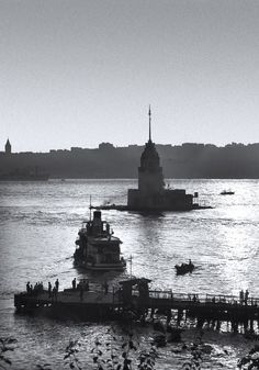 Istanbul 1956 • By Ara Güler