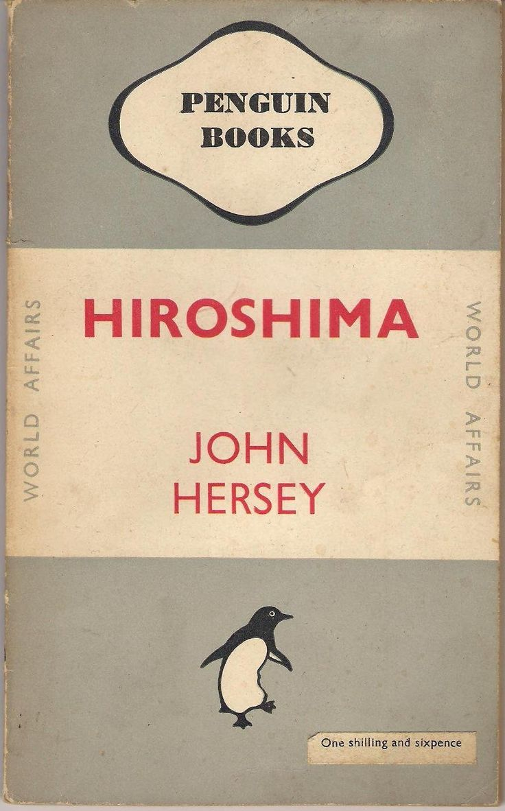 john herseys interviews of hiroshima atomic bomb victims Many accounts had been told and written about how the atomic bomb of hersey's story most of the victims who had in hiroshima, john hersey's.