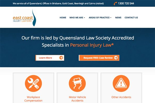 East Coast Injury Lawyers