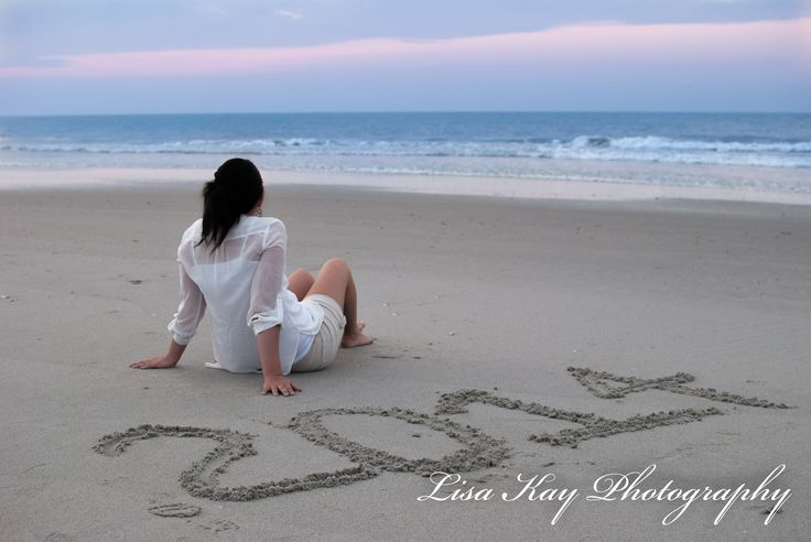 Beach, Senior Picture