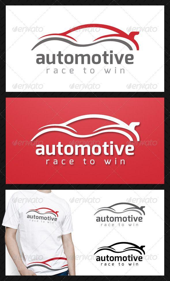 Automotive  - Logo Design Template Vector #logotype Download it here: http://graphicriver.net/item/automotive-logo-template/4671752?s_rank=713?ref=nexion