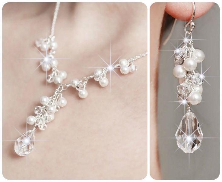 Best 25+ Glamorous Bridal Jewellery Ideas On Pinterest