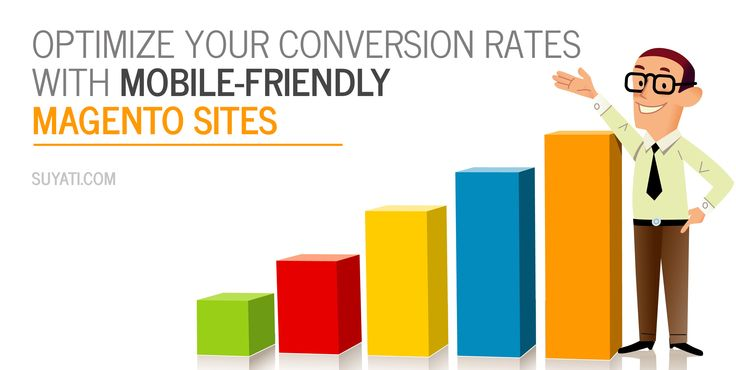 Magento's Mobile-friendly themes help you in optimizing conversion rates. Understand how Magento brings in mobile-responsiveness to your ecommerce site.