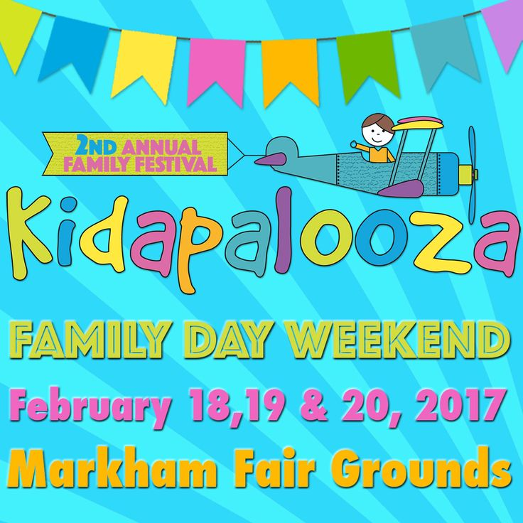 Kidapalooza  INDOOR Family Festival