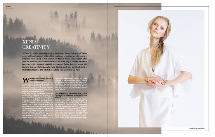 Fashion Article - Editorial design, Graphic design on Behance