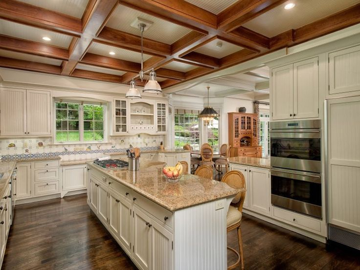 47 Beautiful Country Kitchen Designs (Pictures)