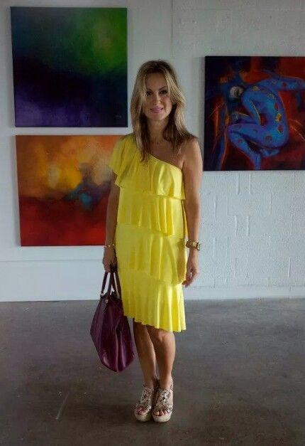 Exposicion Nina Torres Fine Art Gallery, Miami Florida 2011