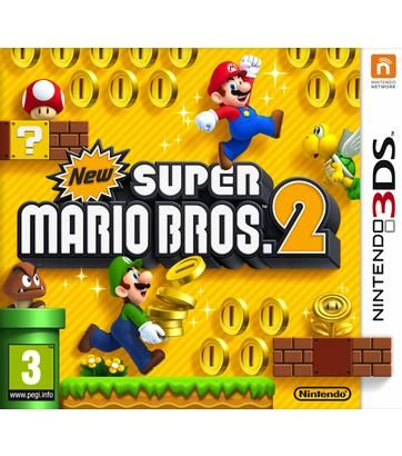 Nintendo 3DS game Get Mario Bros 2 from www.infinitzcomputeronlinestore.com #singapore #console #nintendo