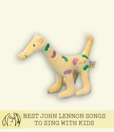 10 John Lennon Songs to Sing with Kids