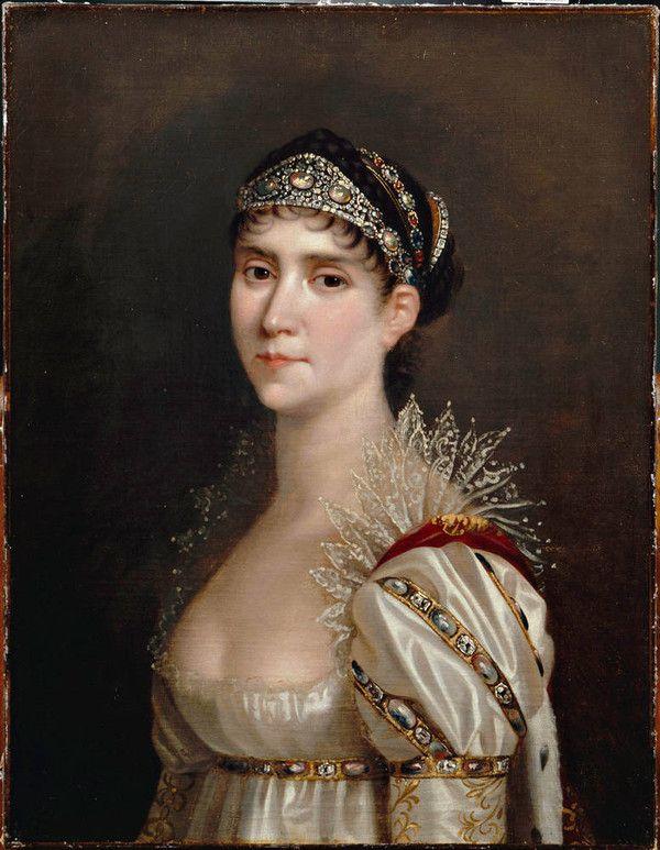 Robert Lefèvre, portret van keizerin Joséphine, ca. 1805, © RMN-Grand Palais/Daniel Arnoudet