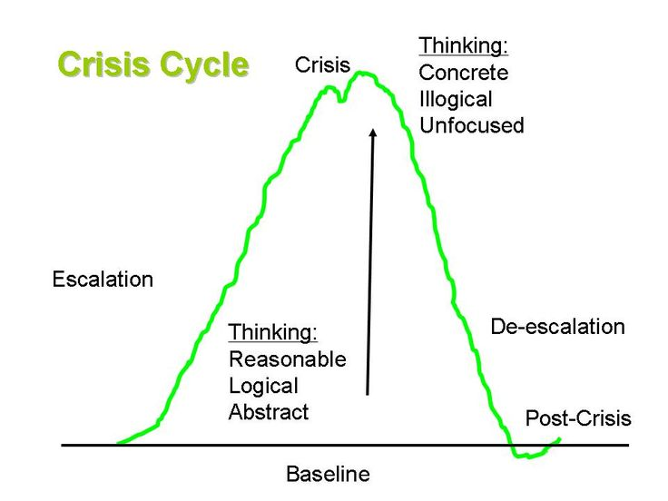 images of the mandt crisis cycle - Bing Images