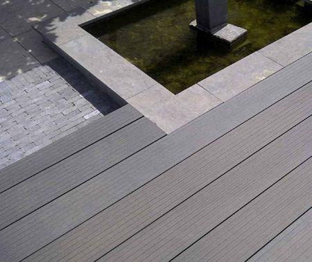 Composietvlonders composiet pinterest - Voorbeeld van terras ...