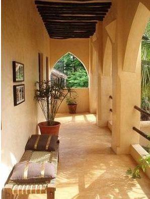 Shela, Kenya • Exclusive Beach House in Lamu Island, Fully Staffed • VIEW THIS HOME ► https://www.homeexchange.com/en/listing/54721/