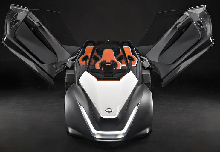 Nissan EV Sports Car