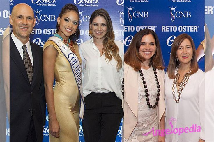 Contestants of Miss Colombia 2016 in Oster Challenge