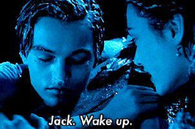 """The Director Of """"Titanic"""" Just Revealed Why Rose Didn't Make Room For Jack On The Door"""