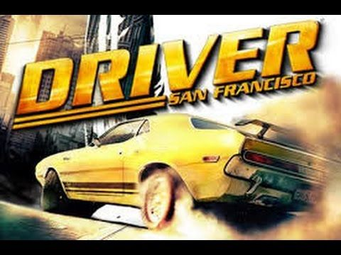 [PS3] Driver: San Francisco *Story Mode 87% Completed+ Max WP Save*