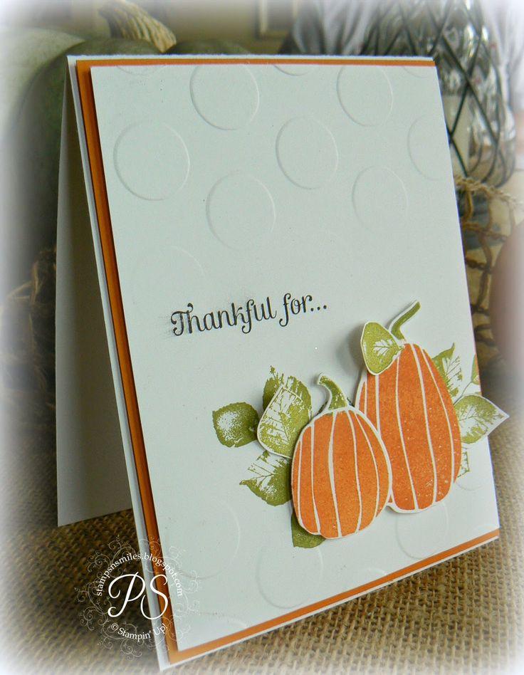 Stampsnsmiles Thanksgiving CardsHoliday 280 best
