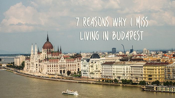 I miss Budapest, a lot. These are some of the reasons that make the hungarian capital such a special place to live in, and why you should visit it.