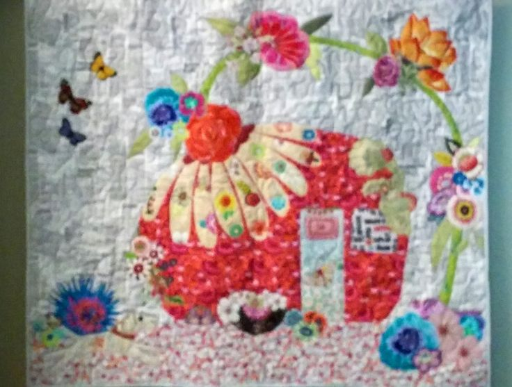 130 best Pictorial Quilts or Wall Hangings images on Pinterest ... : pictorial quilt artists - Adamdwight.com